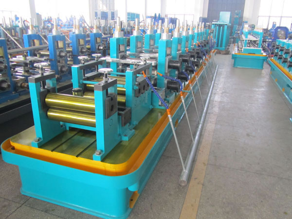 Φ32-127mm metal tube making machine