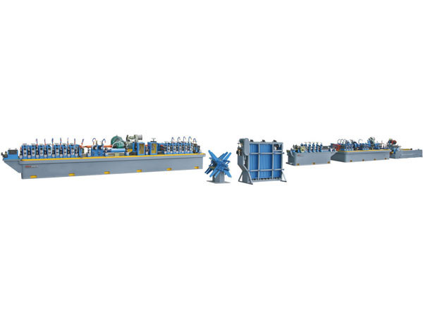 Φ38.1-76.2mm stainless steel tube making machine