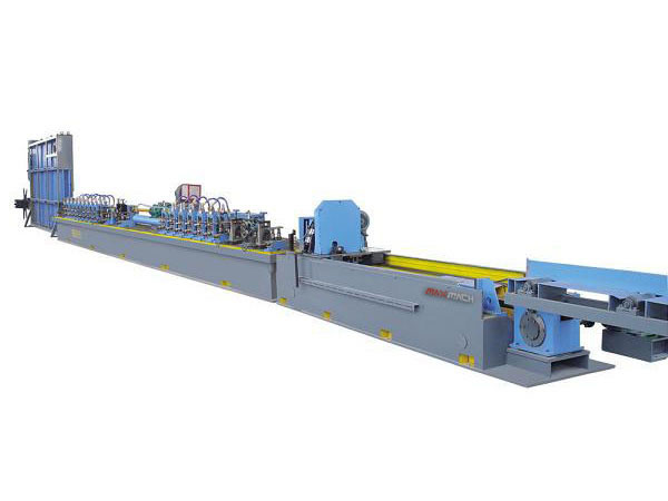 Carbon steel pipe machine