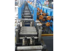 Φ10-38mm steel pipe production line