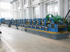 Maxtube 165 Steel Pipe Making Machine