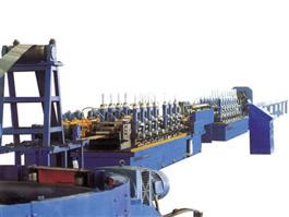 Maxtube 219 Welded Steel Pipe Making Machine